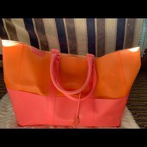 Crocs plastic purse